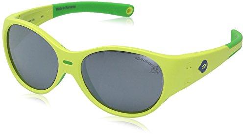 Julbo Puzzle - Gafas de sol para bebé niña, verde, FR único (talla del fabricante: 3 a 5 años)