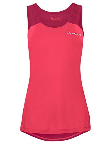 VAUDE Damen Top Women's Sveit Top, bright pink, 38, 409639570380