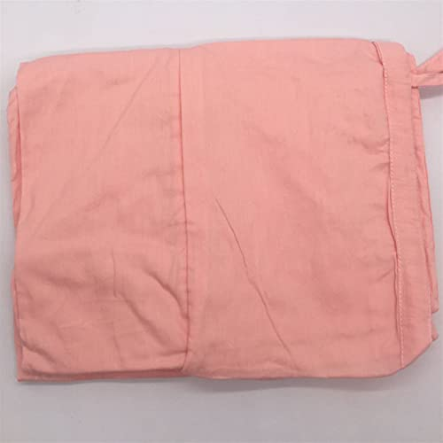 90x50cm Portátil Baby Nest Baby Cuna / Cot Kids Bed Baby Hcounger para la cama de capullo recién nacido Bassinet para Baby Travel Cama Soft Skin Piel Cuidado Bebé Piel tierna ( Color : Pink Cover )