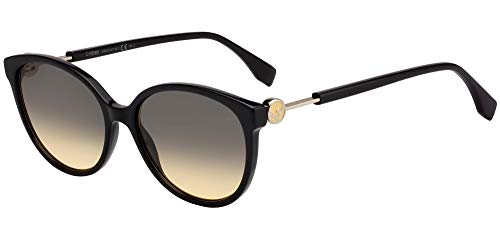 FENDI FF 0373/S Gafas, 807, 57 para Mujer