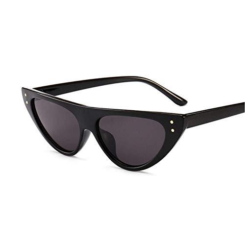 EDCPLM Occhiali da Sole Donna tonalità per Le Donne Occhiali da Sole Vintage da Donna Occhiali da Vista Occhiali da Sole retrò Occhiali da Sole Femminili Uv400 Occhiali da Sole Strani Beyonce C1Ful