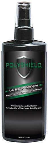 Polyshield Anti-Static Dusting Spray (8oz)