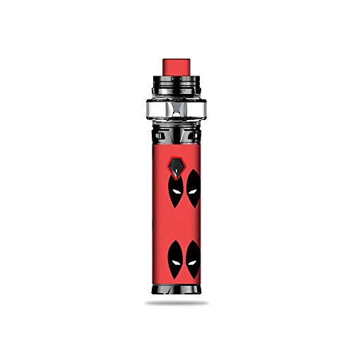 MightySkins Skin Compatible with SMOK Stick V9 Max - Dead Eyes Pool | Protective, Durable, and Unique Vinyl Decal wrap Cover | Easy to Apply, Remove, and Change Styles | Made in The USA