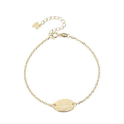 LFWQ Fashion Accessoires Populaire Armband Engels Letter Styling Armband