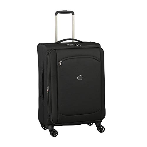 DELSEY Paris Montmartre Air 2.0 Suitcase 68 Centimeters 71 Black (Negro)