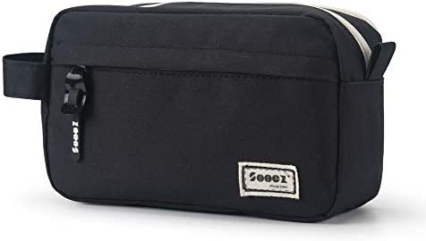 Sooez High Capacity Pen Case Durable Pencil Bag Stationery Pouch Zipper Portable Journaling product image