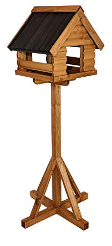 Fully Assembled Fordwich Black Rare Bird Table Retreat