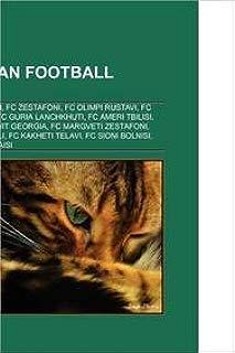 Georgian Football Clubs: FC Dinamo Tbilisi, FC Zestafoni, FC Olimpi Rustavi, FC Dinamo Batumi, FC Guria Lanchkhuti, FC Ameri Tbilisi