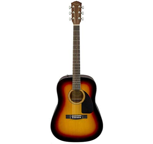 Fender CD-60 V3 DS SB WN Westerngitarre