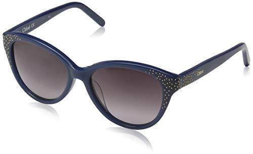 Chloé Sonnenbrille Ce3605S Gafas de sol, Azul (Blau), 50.0 para Mujer