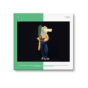 S.M. Entertainment Key Shinee - Face [Random Ver.] (Vol.1) CD+Booklet+Photocard+Extra Photocards Set