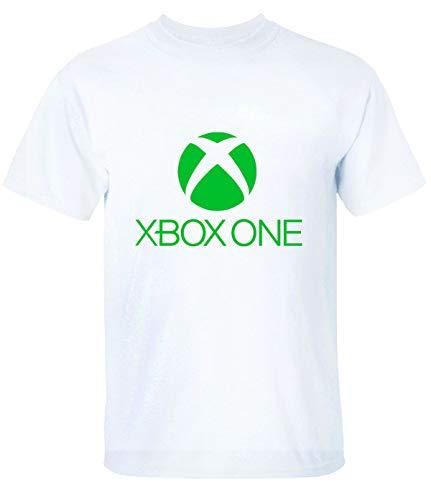 AILIBOTE Xbox - Camiseta para hombre con logotipo en el pecho