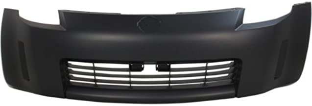 Front Bumper Cover Compatible with 2003-2005 Nissan 350Z Primed