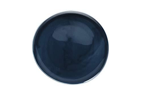 Rosenthal - Junto - Ocean Blue - Teller flach/Speiseteller/Essteller - Porzellan - Ø 27 cm