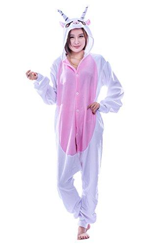 Halloween Festival Party Creative Kigurumi One Piece Pajamas Goat M