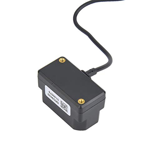 DAUERHAFT Buscador de Rango Lidar Impermeable IP65 1000Hz de tamaño pequeño, para Evitar obstáculos con Drones RC y Modo de retención de altitud