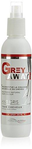 Veana Claude Bell Grey Away - soluzione contro i capelli grigi, confezione da 1 pezzo da 200 ml