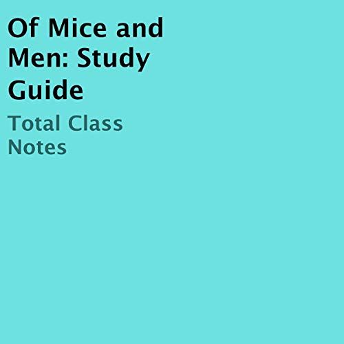 Of Mice and Men (Study Guide)  By  cover art