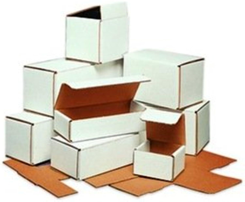 Versandtaschen, Wellpappe, 12,7 12,7 12,7 x 10,2 x 5,1 cm, 50 Stück B003WZRWKQ | Outlet  4e6570