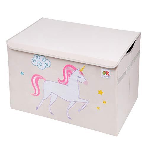 Wildkin Toy Chest, Unicornio