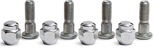 All Balls Stud and Nut Kit Front/Rear Application for Various Polaris Models 85-1092