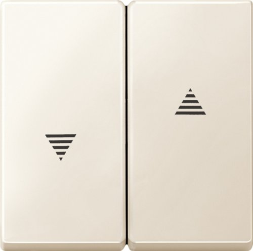 Merten 434444 Wippe für Rollladenschalter und -taster, weiß, System M