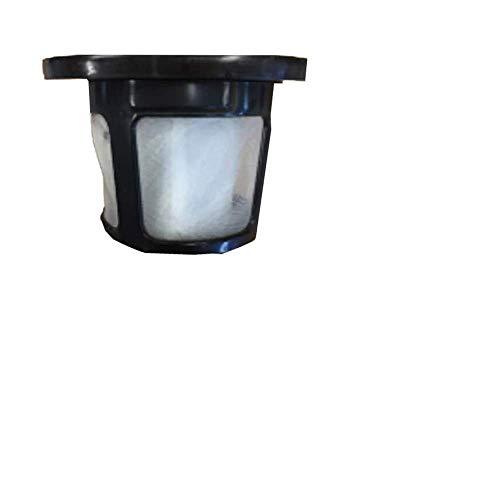 Bissell Filtereinsatz inkl. Dirt Cup Filter und Netzsieb für Select Stick Staubsauger inkl. Adapt Ion und Powerlifter Ion Stick Vacs, Serie 2286, 2482