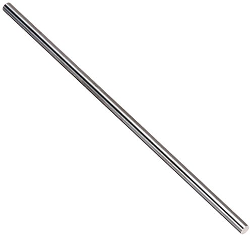 """Micro 100 SR-125-4 Round Blank, 1/8"""" Shank Diameter, 4"""" Overall Length, Solid Carbide Tool"""