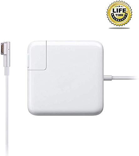 Compatible with MacBook Pro Charger 60W MagSafe 1 L-Tip Power Adapter, Compatible with MacBook Pro MacBook 11' & 13'(2009-Mid 2012)