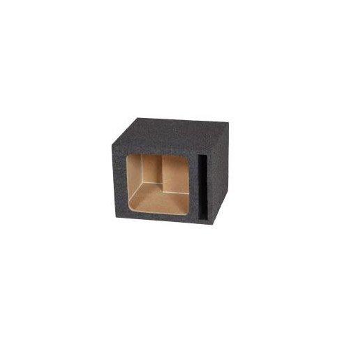 Q Power HD115 VENT SQ Single 15-Inch Vented Custom Speaker Box for Kicker L7 Subwoofer