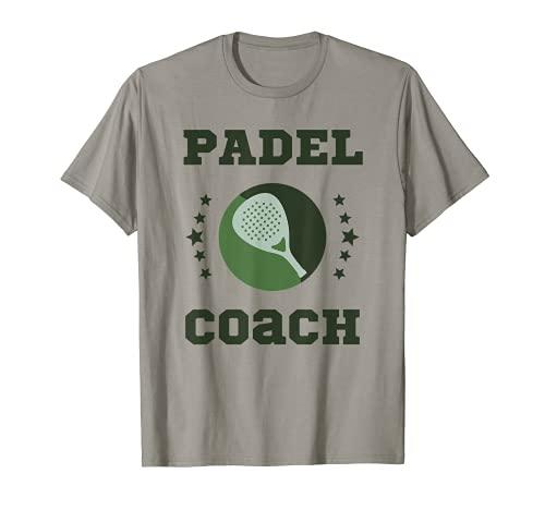 Padel Coach | Instructor | Pádel | Lista de Padel Camiseta