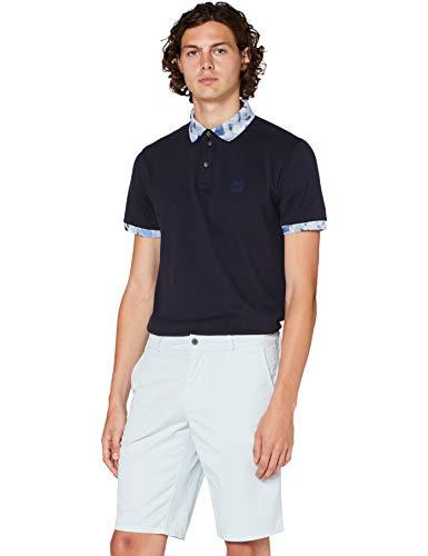 BOSS Schino-Slim Shorts Pantalones Cortos, Light/Pastel Blue (450), 35 para Hombre