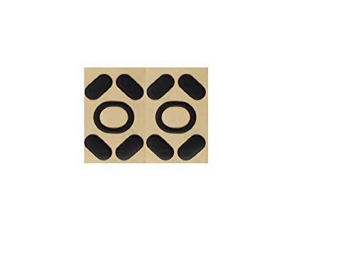 Mouse Feet Pads Skates for Logitech G203 / G102 Gaming Mouse ( Pack of 2 )