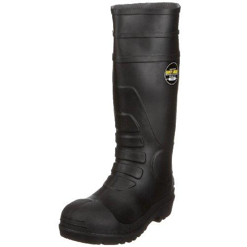 Safety Jogger HERCULES, Unisex - Erwachsene Arbeits & Sicherheitsschuhe S5, Schwarz, 40