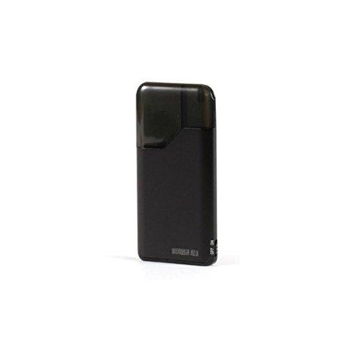 Suorin Air Accupack (400 mAh, vloeibare capaciteit, 2 ml), met micro-USB-aansluiting zwart.