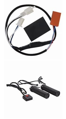 Tusk Thumb Throttle Warmer, Tusk ATV Lock-On Heated Grips