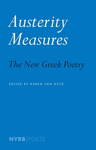 Image of Austerity Measures: The New Greek Poetry (NYRB Poets)