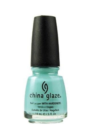 China Glaze: For Audrey, 0.5 oz