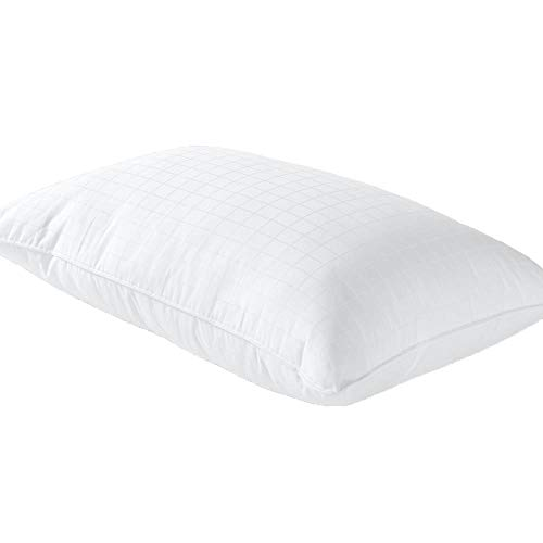 Sobella: Best Side Sleeper Pillow - Hotel & Resort Quality Pillows - Polyester Fill Cotton - Hypoallergenic Pillow That Maintains Shape (Queen Size Pillow)