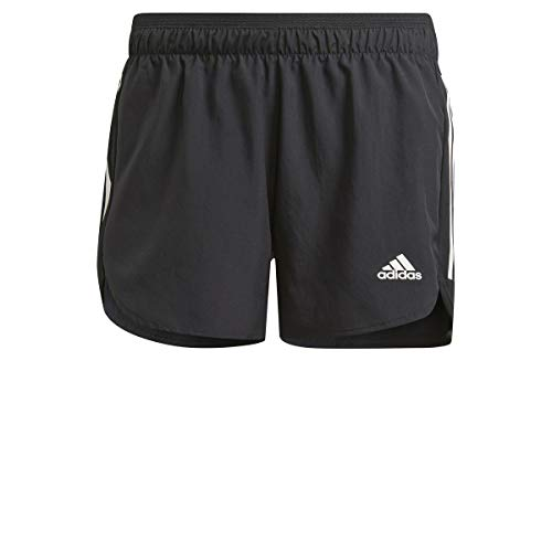 adidas Run IT Short W Pantalones Cortos, Black/White, S 3' para Mujer