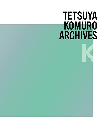 """TETSUYA KOMURO ARCHIVES """"K""""(CD4枚組)"""