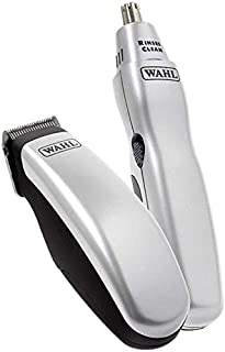 Wahl 9962-1816 Travel Gear Kit Dry For Men - Foil Shavers