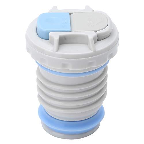 Agoky Isolierflasche Thermosflasche Deckel Ersatzdeckel Trinkflasche Outdoor Reise Flaschen Zubehör für Wasserflasche mit 4.4cm/4.5cm Durchmesser Typ A One Size