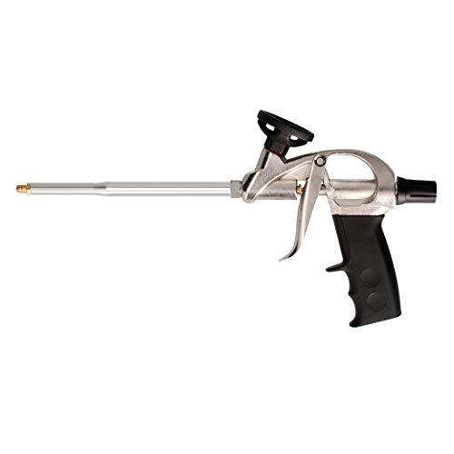 WOLFPACK LINEA PROFESIONAL Pistola Para Espuma Poliuretano Con Adaptador PTFE