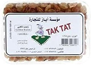 TakTat Golden Raisin, 150g - Pack of 1