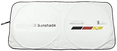 Parasol para el parabrisas del coche, bloquea los rayos UV, protector de visera, para mantener tu vehículo fresco y libre de daños