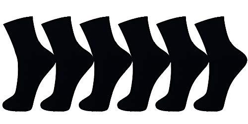 Pesail Thermo Socken Ski Socken schwarz (39-42)