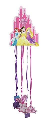 Procos 85027 Pinata I am Princess, befüllbar, 6 Bänder