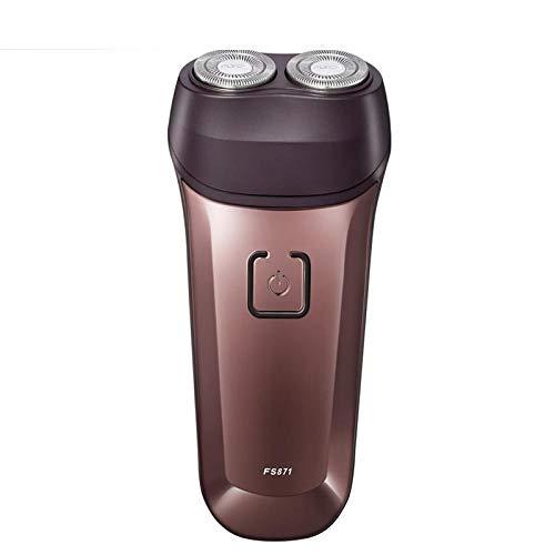 Rasoir électrique rechargeable pour laver la barbe
