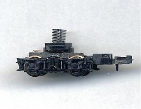 ■▽[取寄] トミックス (0419) DT21BN形 動力台車(黒車輪)(1個入) TOMIX鉄道模型Nゲージパーツ